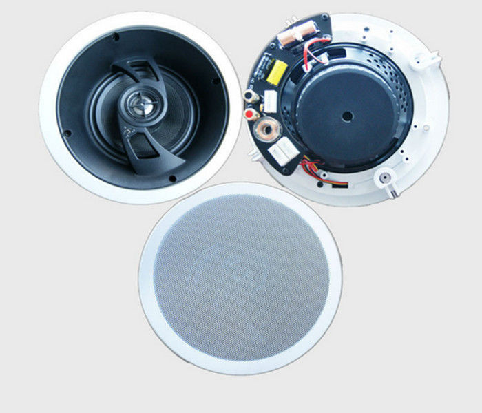 6 5 Inch White Digital Wireless Ceiling Speakers For